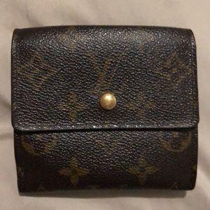 Authentic Louis Vuitton coin purse/ wallet